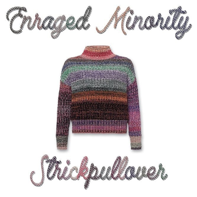 Enraged Minority -Strickpullover
