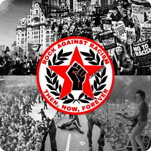 Rock against Racism. Then, now, forever - Cover - komprimiert
