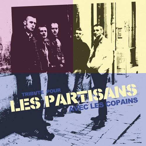 Tribute pour les Partisans avec les Copains-Cover